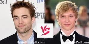 Robert Pattinson vs Will Tudor-2