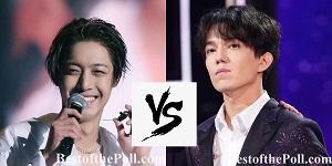 Kim Hyun-joong vs Dimash Kudaibergen-2