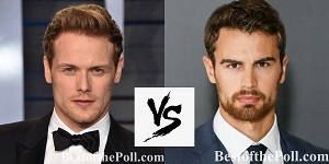 Sam Heughan vs Theo James-2