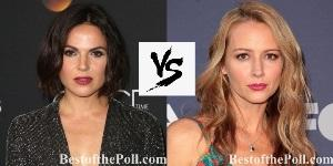 Lana Parrilla vs Amy Acker2-2