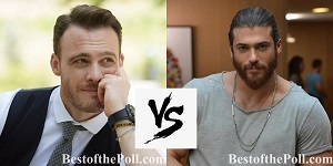 Kerem Bursin vs Can Yaman-2